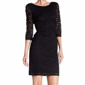 PERFECT LBD!  ELIZA J Deisigner Lace Dress